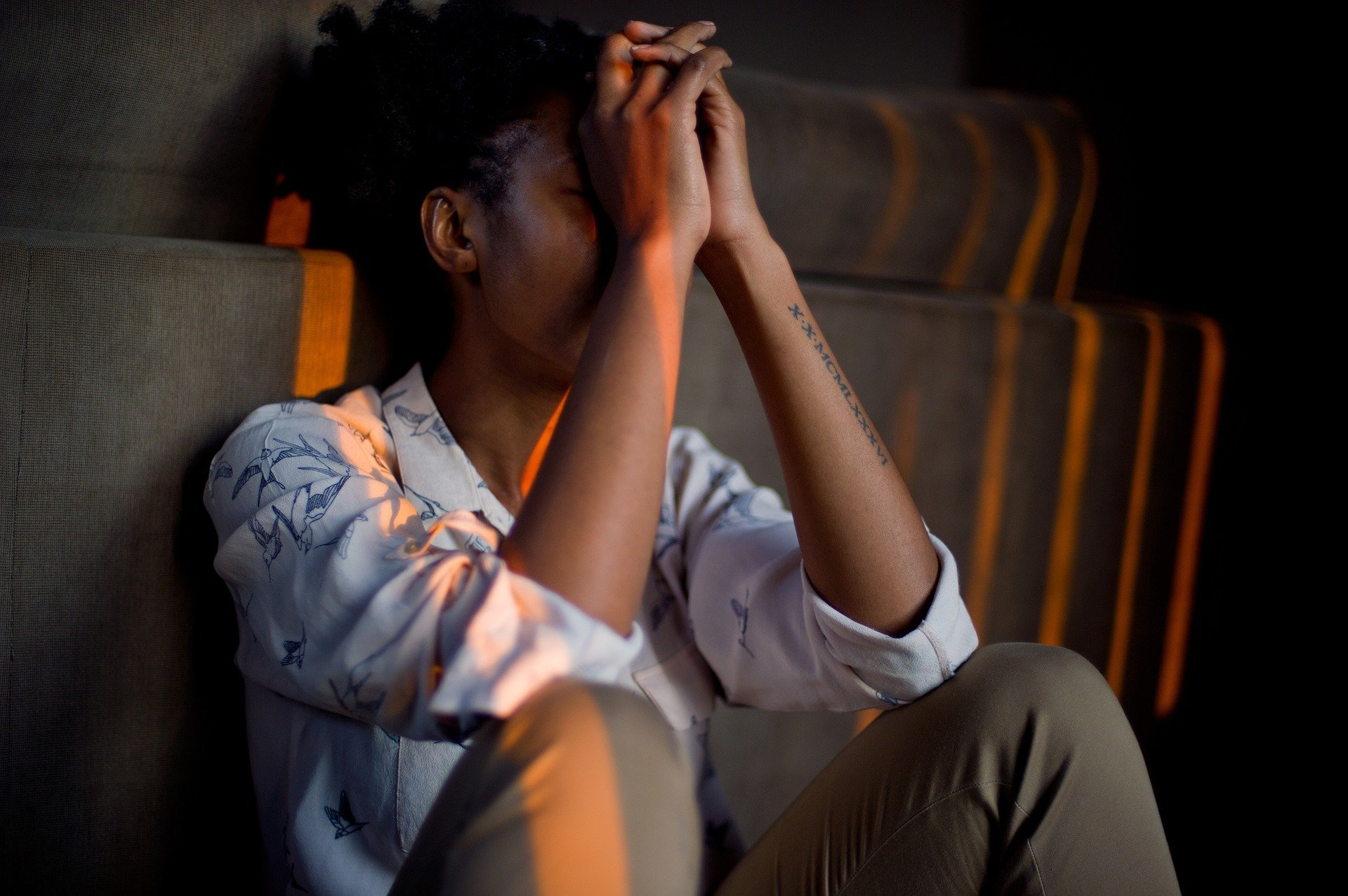causes and help for chronic stress